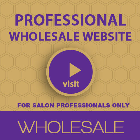 Visit Our Professional Wholesale Site for Beauty Professionals