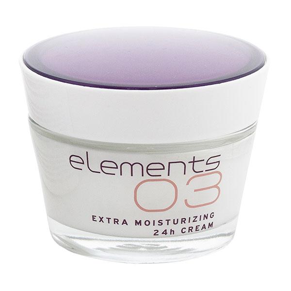 Juliette Armand - Extra Moisturizing 24 Hour Cream