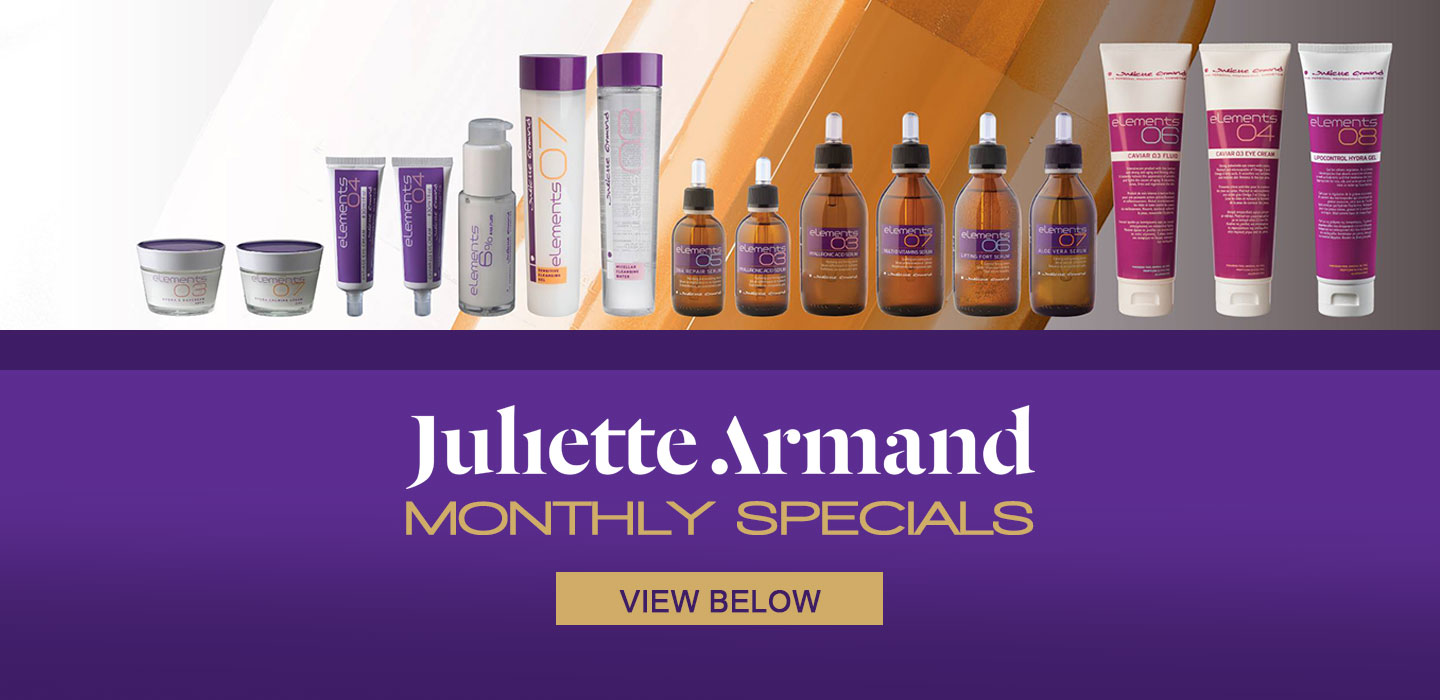 Juliette Armand Monthly Specials