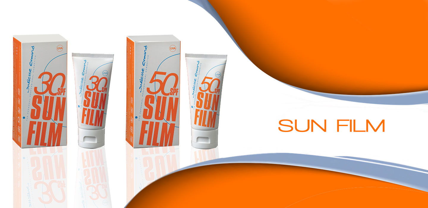 Juliette Armand - Sunfilm - Sunscreen Protection