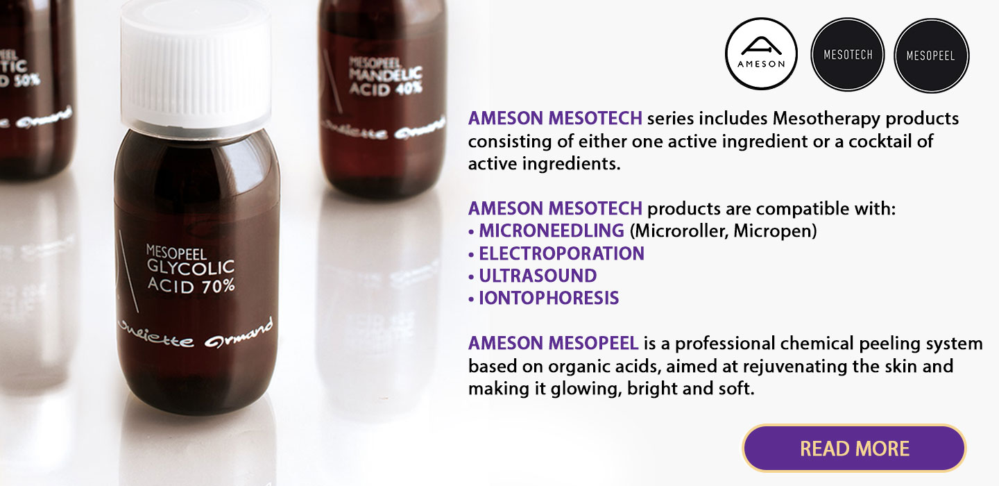 Ameson - MesoTech - MesoPeel High End Medical Series