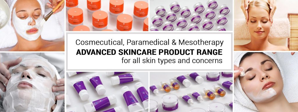 Advance Skincare Product Range
