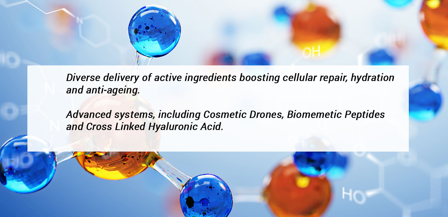 Advanced-systems,-including-Cosmetic-Drones,-Biomemetic-Peptides