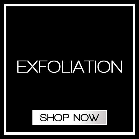 Anti ageing Products Exfoliation